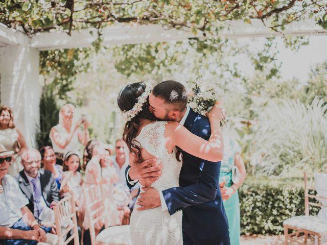 La boda de Alberto y Rocio en Picassent, Valencia 28