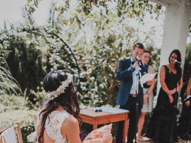 La boda de Alberto y Rocio en Picassent, Valencia 34