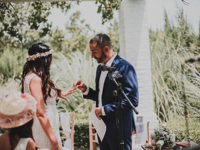 La boda de Alberto y Rocio en Picassent, Valencia 35