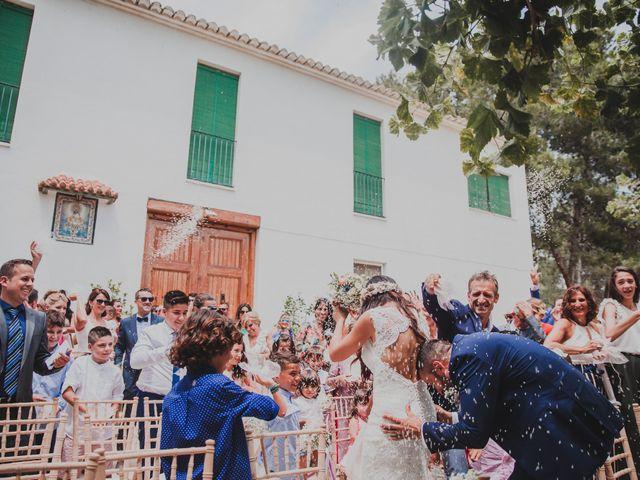 La boda de Alberto y Rocio en Picassent, Valencia 38
