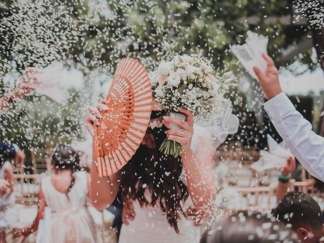 La boda de Alberto y Rocio en Picassent, Valencia 39