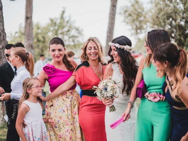 La boda de Alberto y Rocio en Picassent, Valencia 43