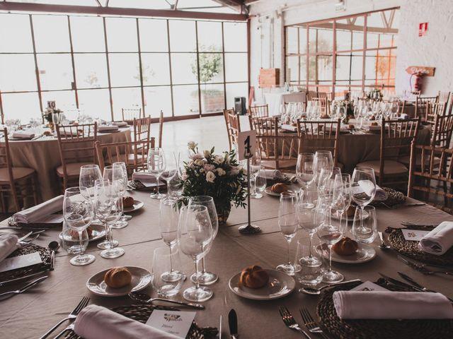 La boda de Alberto y Rocio en Picassent, Valencia 50