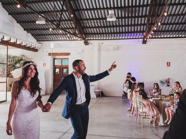 La boda de Alberto y Rocio en Picassent, Valencia 52