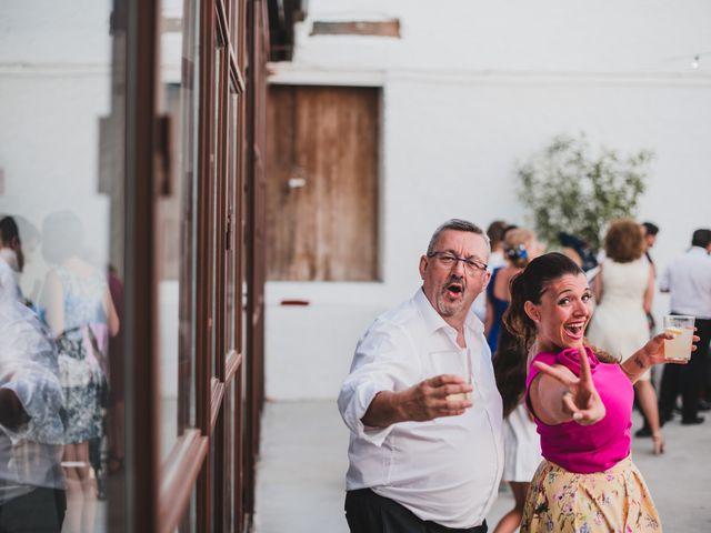 La boda de Alberto y Rocio en Picassent, Valencia 66