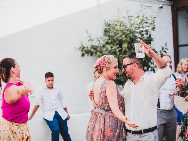 La boda de Alberto y Rocio en Picassent, Valencia 69