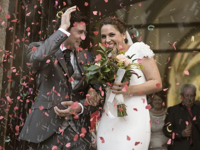 La boda de Marinieves y Jesús