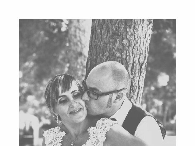 La boda de Jorge Domenech  y Natalia Poliakova  en L' Alcora, Castellón 1