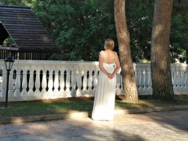 La boda de Jorge Domenech  y Natalia Poliakova  en L' Alcora, Castellón 5