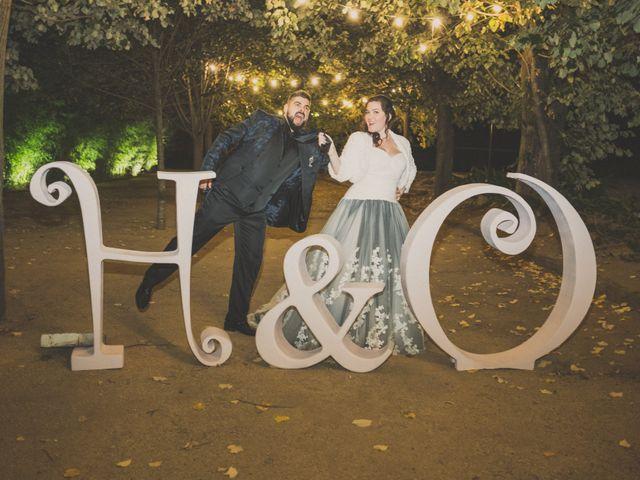 La boda de Oscar y Helena en Caldes De Montbui, Barcelona 17