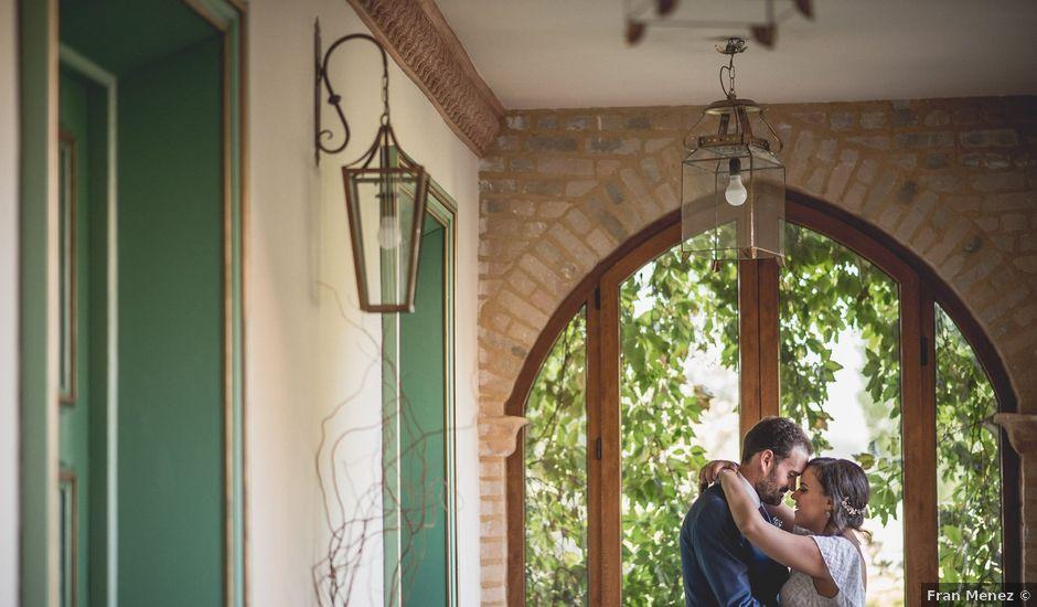 La boda de Pedro y Carla en Fuente Vaqueros, Granada