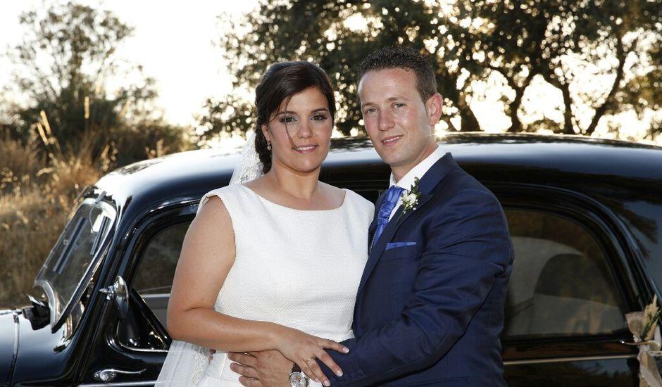 La boda de Victor y Tania en Magan, Toledo