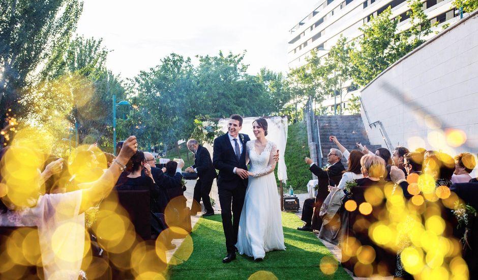 La boda de Javier y Silvia en Zaragoza, Zaragoza