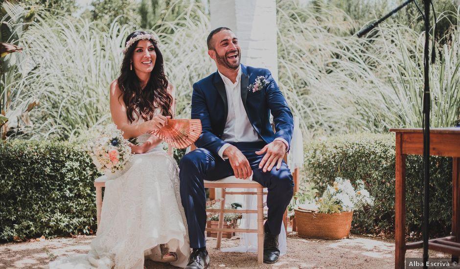 La boda de Alberto y Rocio en Picassent, Valencia