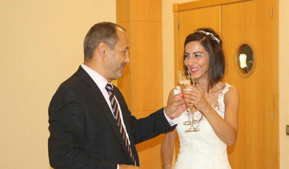 La boda de Luis y Cristina en Vigo, Pontevedra