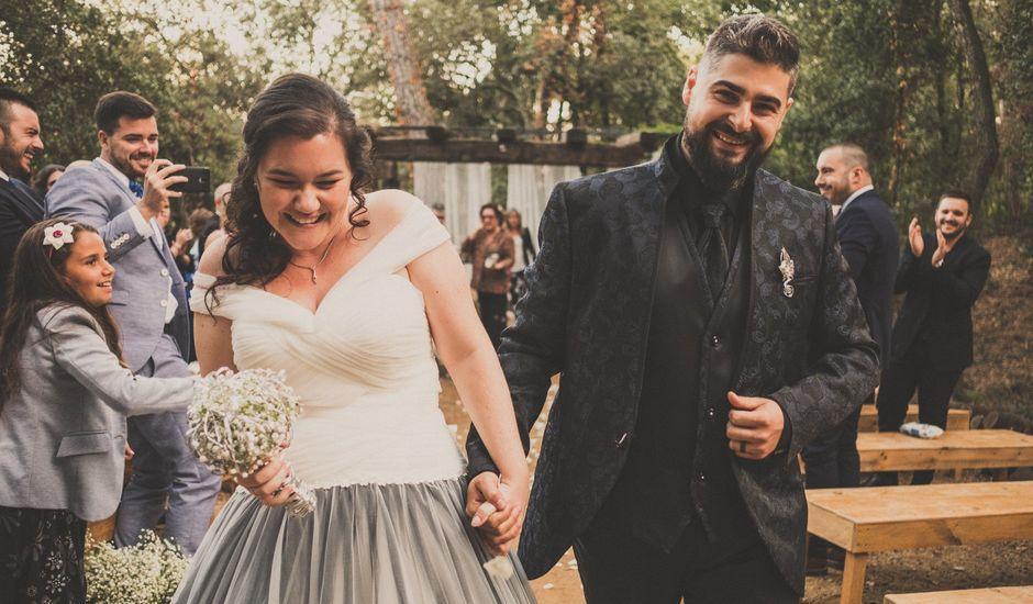 La boda de Oscar y Helena en Caldes De Montbui, Barcelona