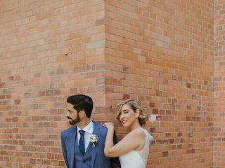 La boda de Alicia  y Juan Carlos  2