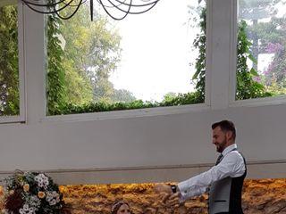 La boda de Dana y Germán  2