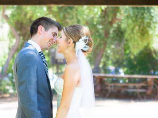 La boda de Danielle y Alex