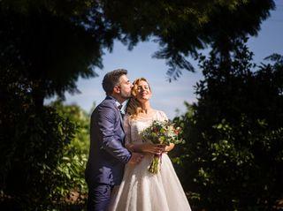 La boda de Laura y Quique
