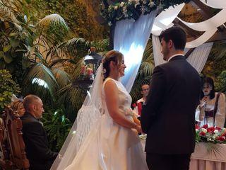La boda de Alba y Daniel  2