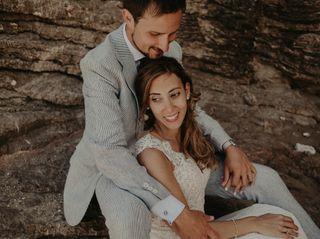 La boda de Silvia y Mark