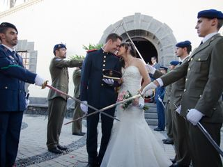 La boda de Belén y Joni