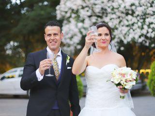 La boda de Mª Carmen y Juan