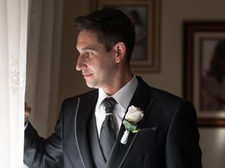 La boda de Cristina y Jaime 1