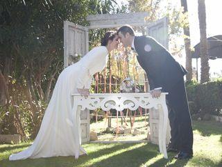 La boda de Nati y Ñaco 3