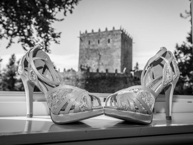 La boda de Luis y Alicia en Soutomaior, Pontevedra 5