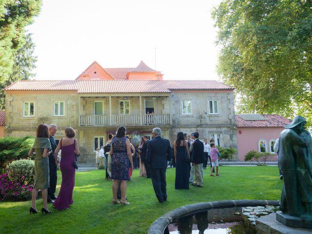 La boda de Luis y Alicia en Soutomaior, Pontevedra 9