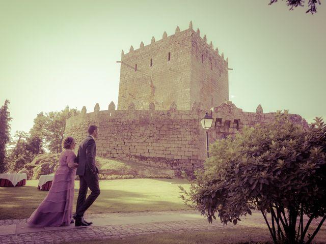 La boda de Luis y Alicia en Soutomaior, Pontevedra 10