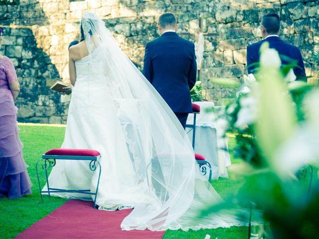 La boda de Luis y Alicia en Soutomaior, Pontevedra 11