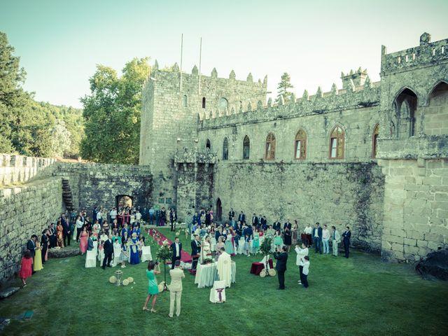 La boda de Luis y Alicia en Soutomaior, Pontevedra 12