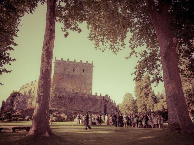 La boda de Luis y Alicia en Soutomaior, Pontevedra 13