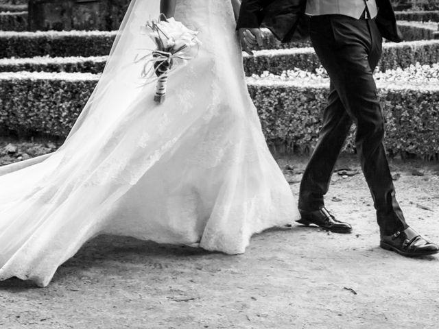 La boda de Luis y Alicia en Soutomaior, Pontevedra 14