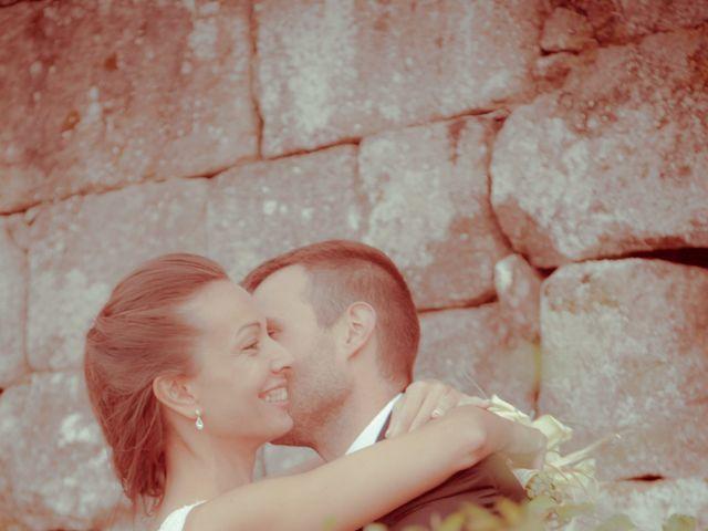 La boda de Luis y Alicia en Soutomaior, Pontevedra 17
