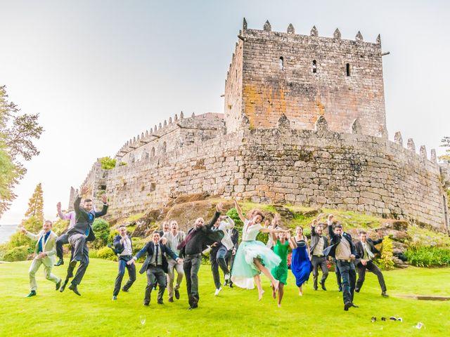 La boda de Luis y Alicia en Soutomaior, Pontevedra 20