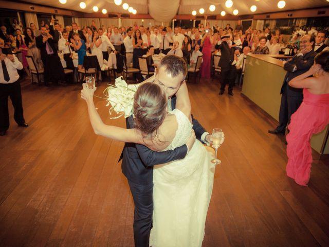 La boda de Luis y Alicia en Soutomaior, Pontevedra 21