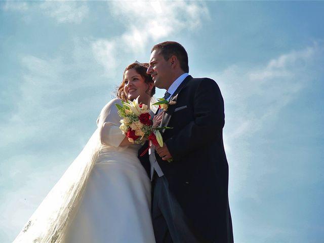 La boda de Lourdes y José Mª