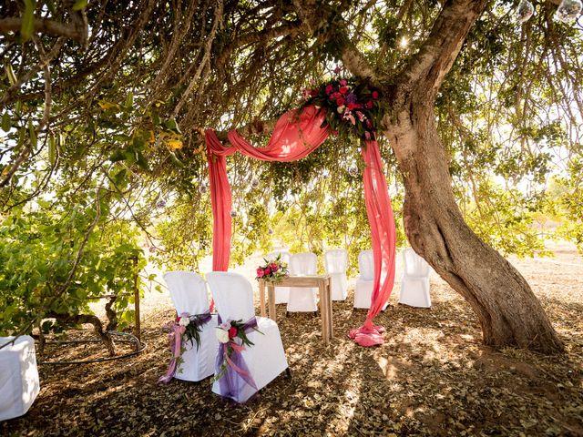La boda de Luis y Carol en Sant Josep De Sa Talaia/sant Josep De La, Islas Baleares 16