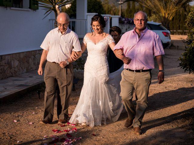 La boda de Luis y Carol en Sant Josep De Sa Talaia/sant Josep De La, Islas Baleares 35