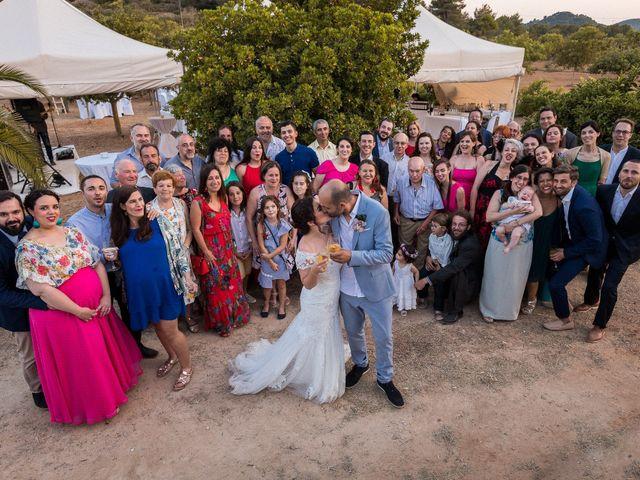 La boda de Luis y Carol en Sant Josep De Sa Talaia/sant Josep De La, Islas Baleares 52