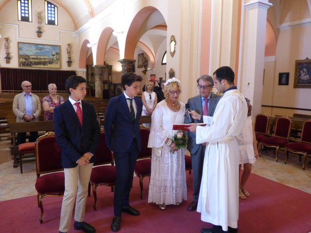 La boda de Mercedes y Fancisco en Algete, Madrid 4