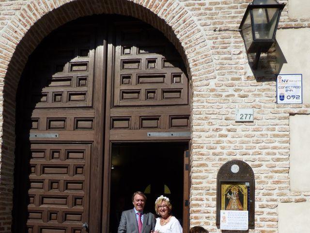 La boda de Mercedes y Fancisco en Algete, Madrid 8