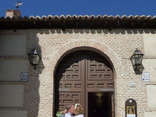 La boda de Mercedes y Fancisco en Algete, Madrid 9