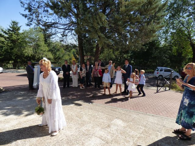 La boda de Mercedes y Fancisco en Algete, Madrid 10