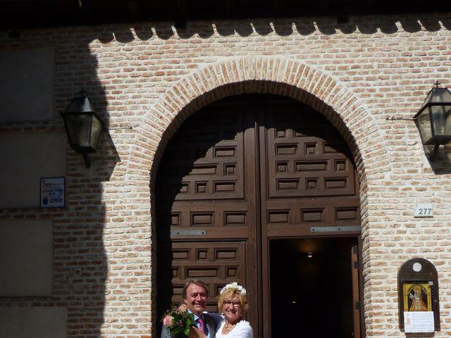 La boda de Mercedes y Fancisco en Algete, Madrid 16