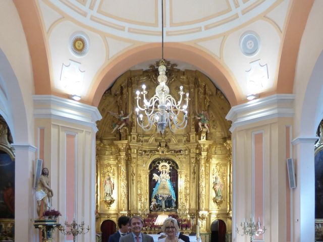 La boda de Mercedes y Fancisco en Algete, Madrid 17